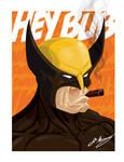 Wolverine Vector Bust 072916