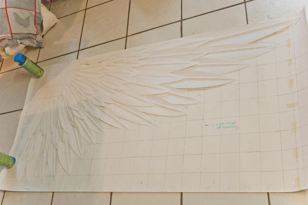 WIP Wings 2 by Mashayahana