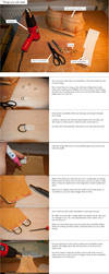 Affixing your cosplay armor to your body by Mashayahana