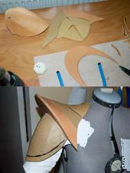 Diana pauldron pattern by Mashayahana