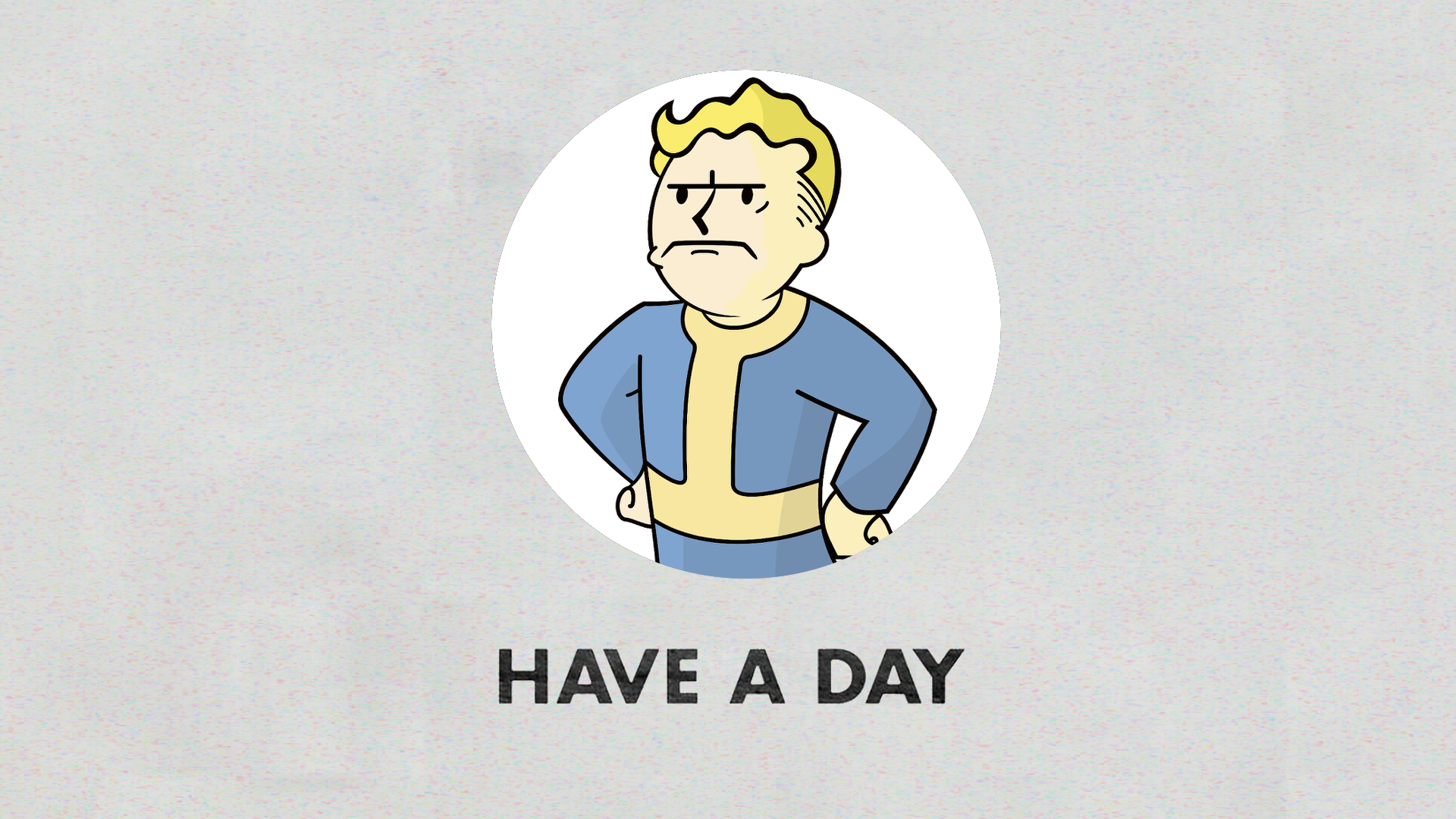 fallout 3 vault boy wallpapers