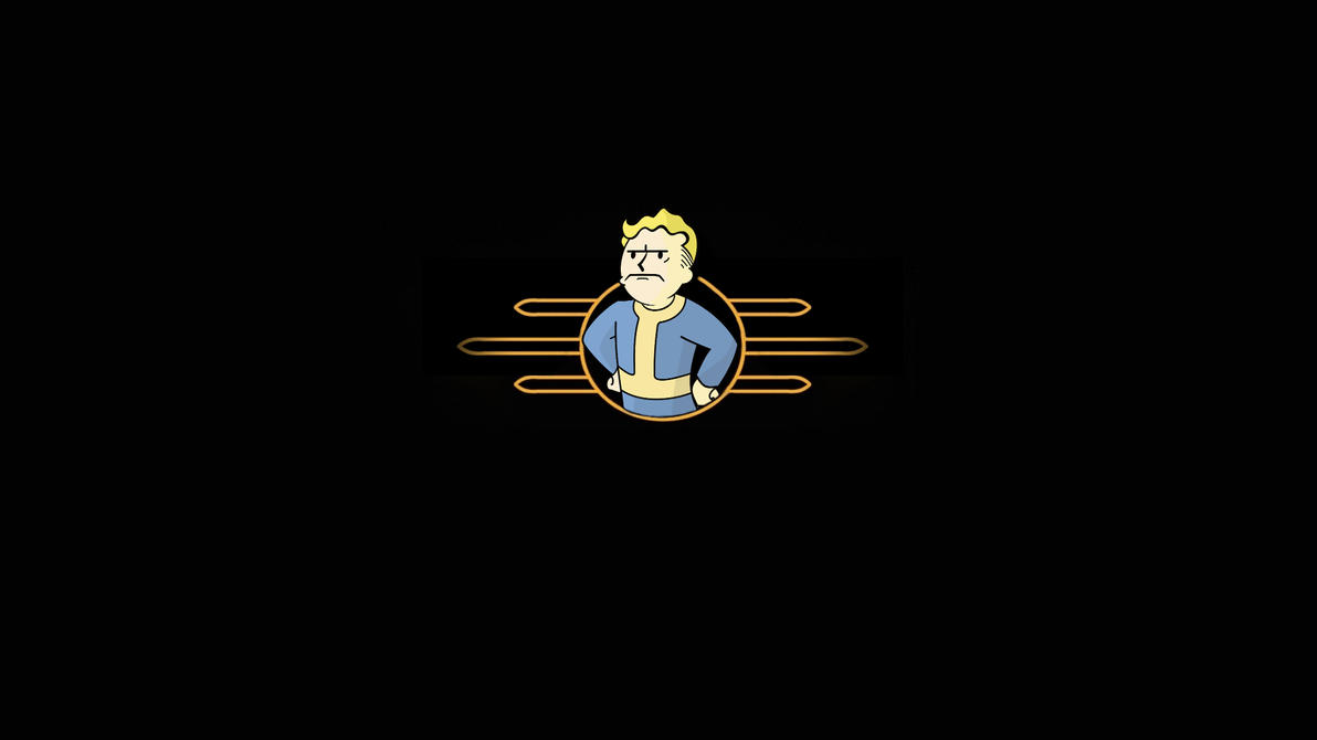 Another Fallout Wallpaper by VaughnWhiskey