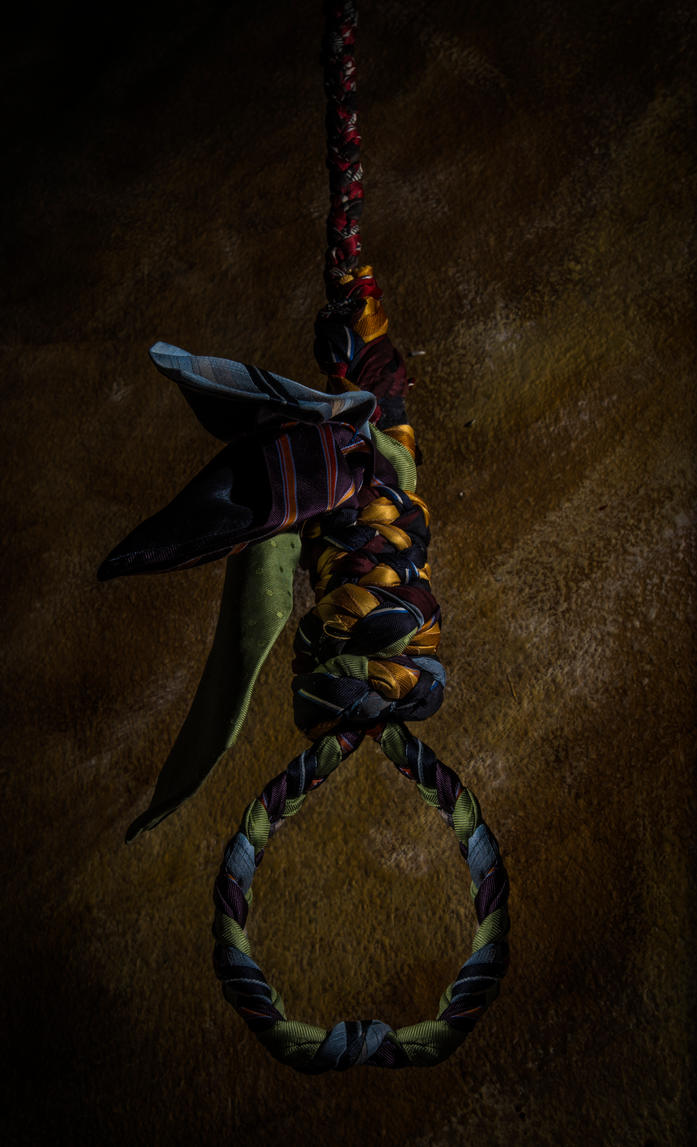 This is my noose by IMustBeDead