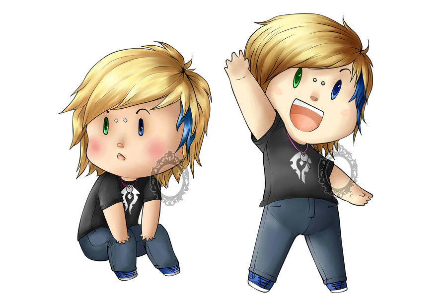 Zeke for Kimmie456 by Empty-Frames