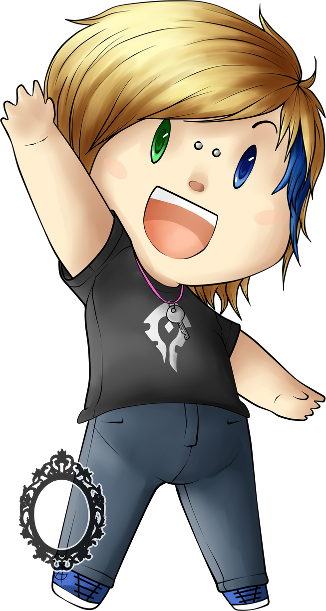 kimmie456 transparent commission 2 by Empty-Frames