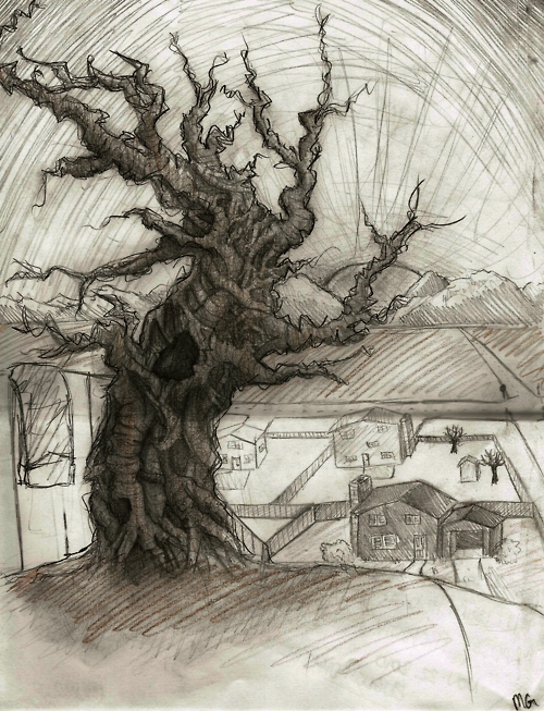 The Old Radley Place by mangomilago on DeviantArt