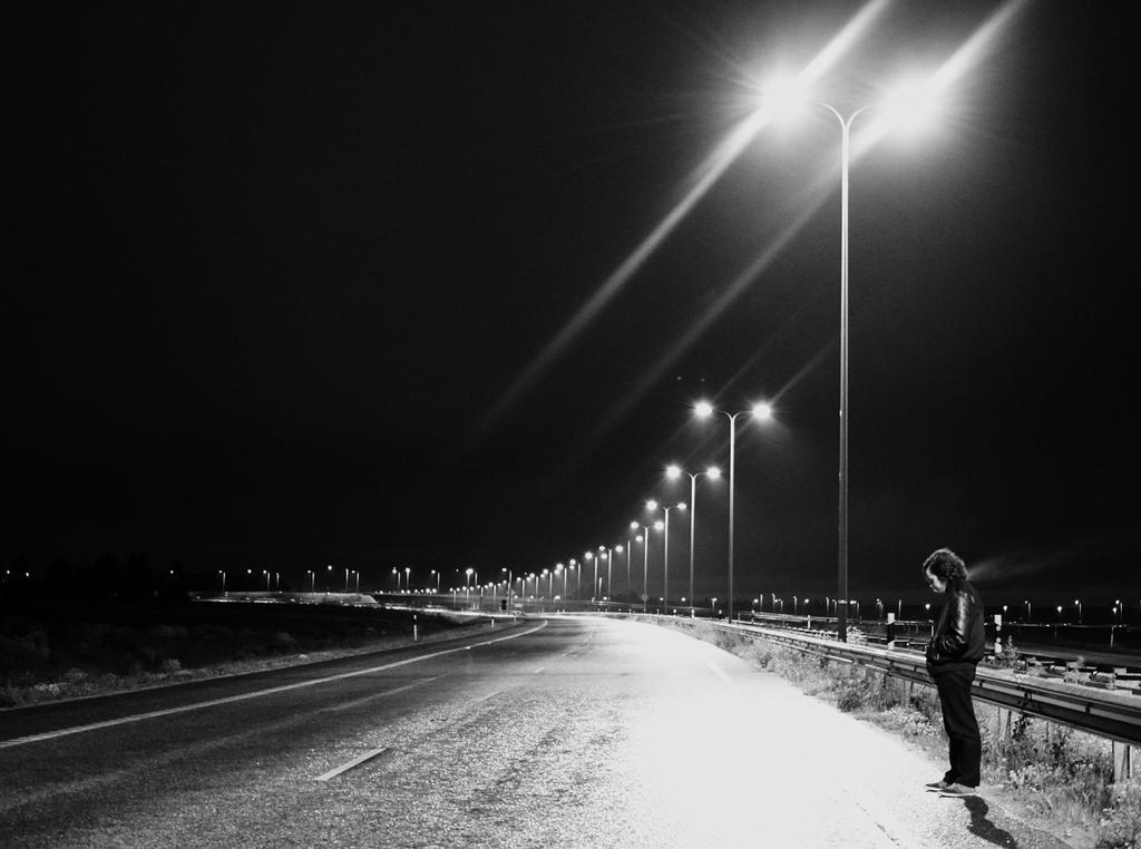 Night smoker by LinkyQ
