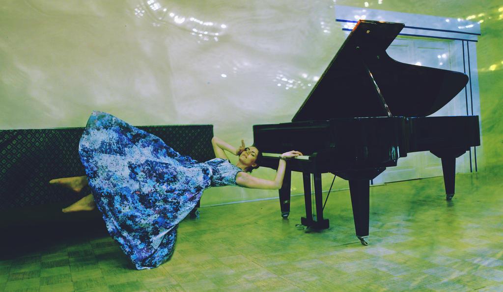 Underwater symphony by LinkyQ