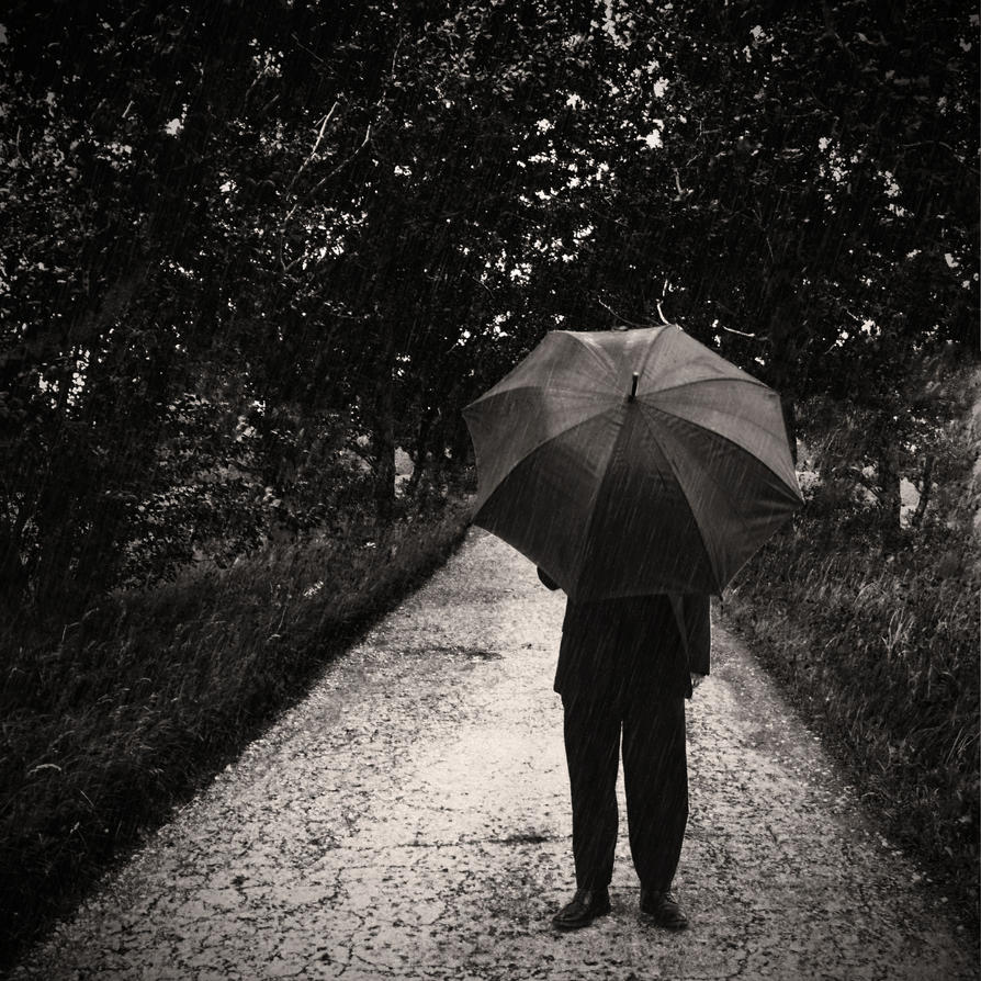 Rain man by LinkyQ