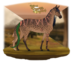 N7137 Anthem's Daughter of Jezebel by Chesterclaw