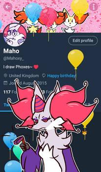 Birthday Phox~