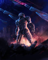 Mass Effect3: Finish the Fight by Arkis