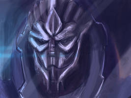 Mass Effect 3 Animatic Screen3 by Arkis