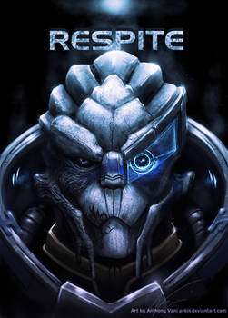 Mass Effect 3: Garrus