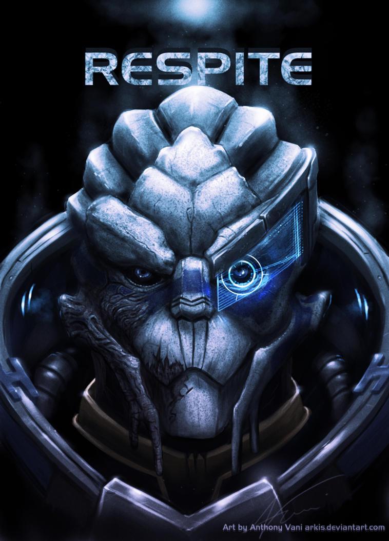 Mass Effect 3: Garrus by Arkis