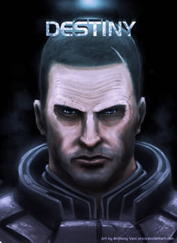 Mass Effect 3: Shepard