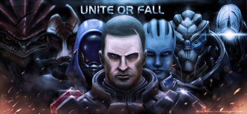 Mass Effect 3: The Crew