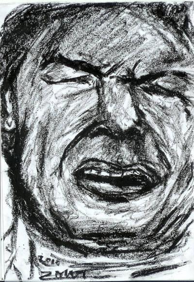 Sketch 5 by Acid4Tear