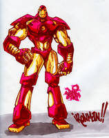 IRONMAN by destro420