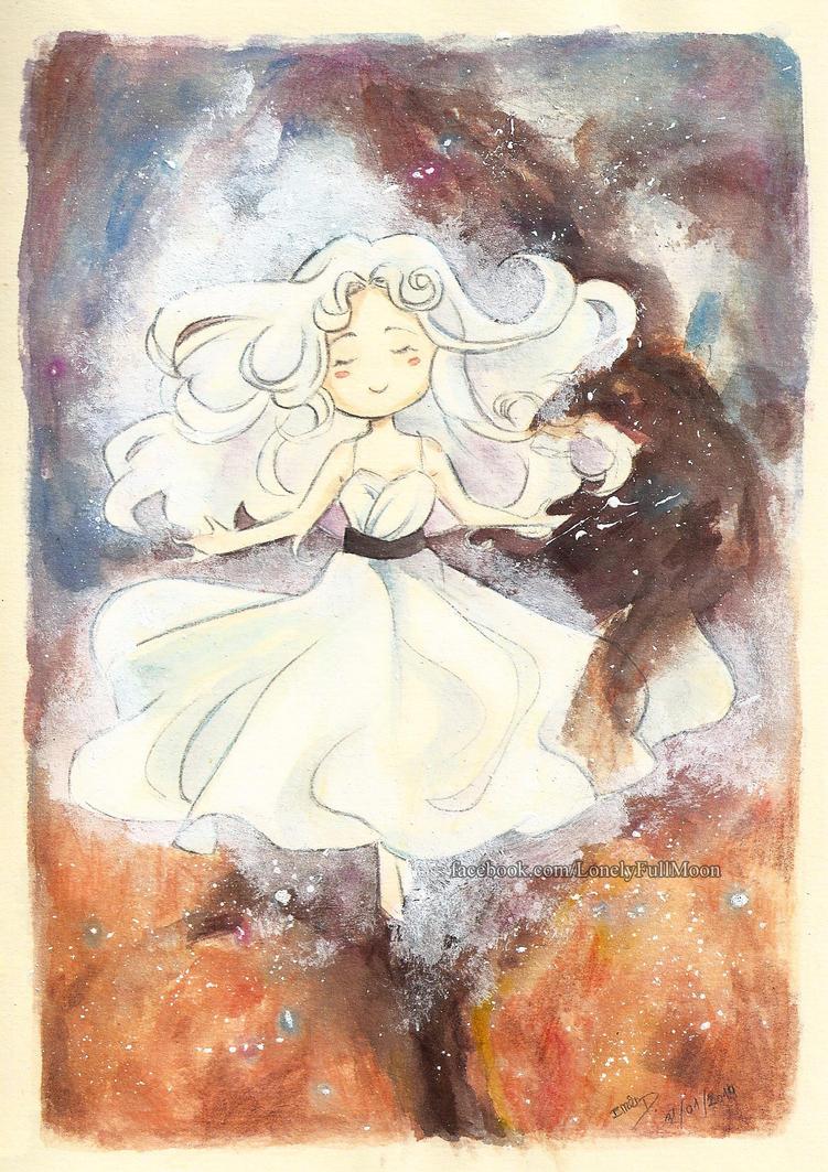 Eagle Nebula by LonelyFullMoon