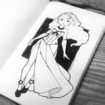 Sketching a skirt
