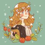 Portrait Commission for Hollow_Moon_Art