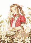 Aerith Gainsborough ~ Commission