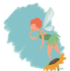 When Fairy's are real