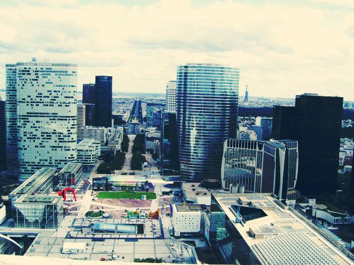 Futuristic City by Bonooru