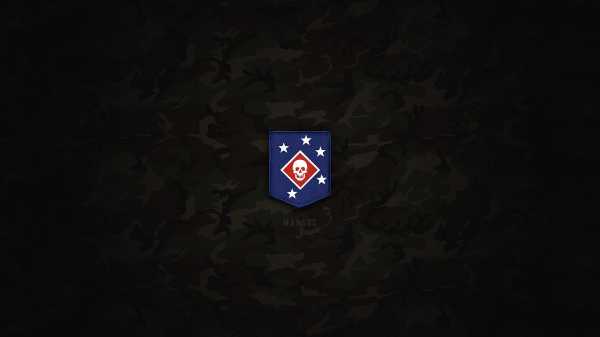 Marine Raider Patch | MARSOC | HD Wallpaper by ignitedkaos ...