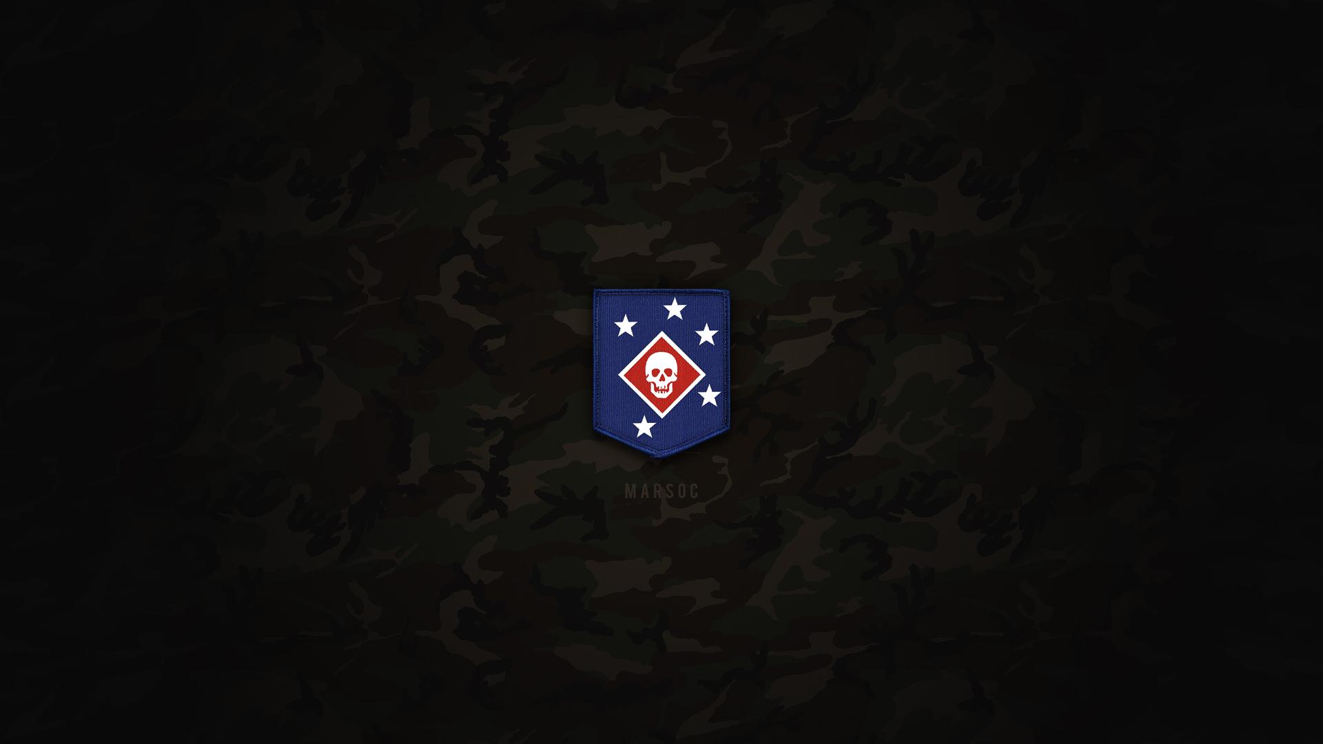 Marine Raider Patch | MARSOC | HD