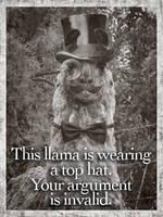 Posh Llama