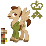 Reference Sheet: The Brigadier