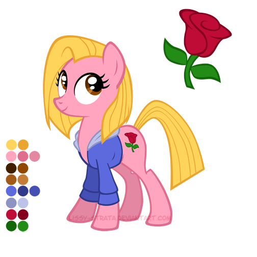 My little pony rose tyler - photo#5