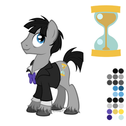 Reference Sheet: Second Doctor by LissyStrata
