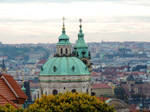 View from Prague castle by AliDrifter