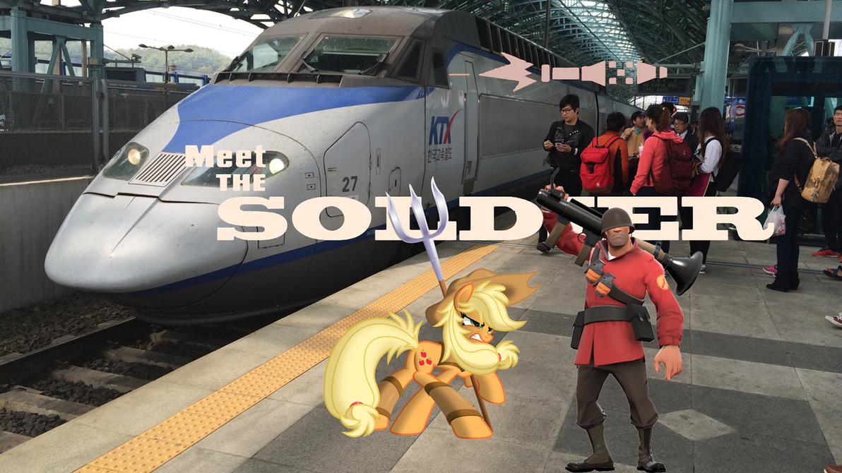meet the soldier mlp episodes