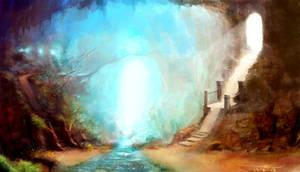 cave by syarul