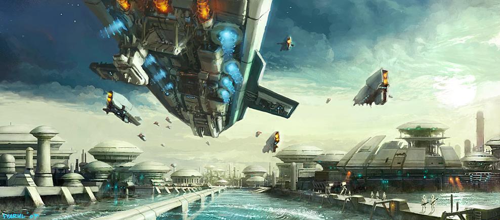 Command fleet by syarul