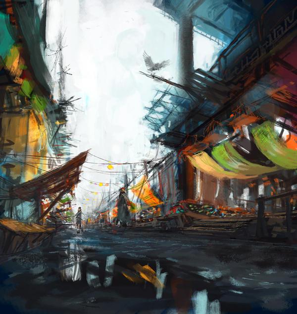 Bazaar by syarul