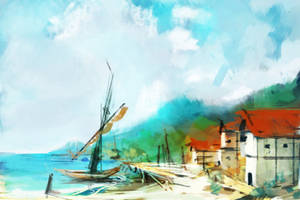 coast by syarul