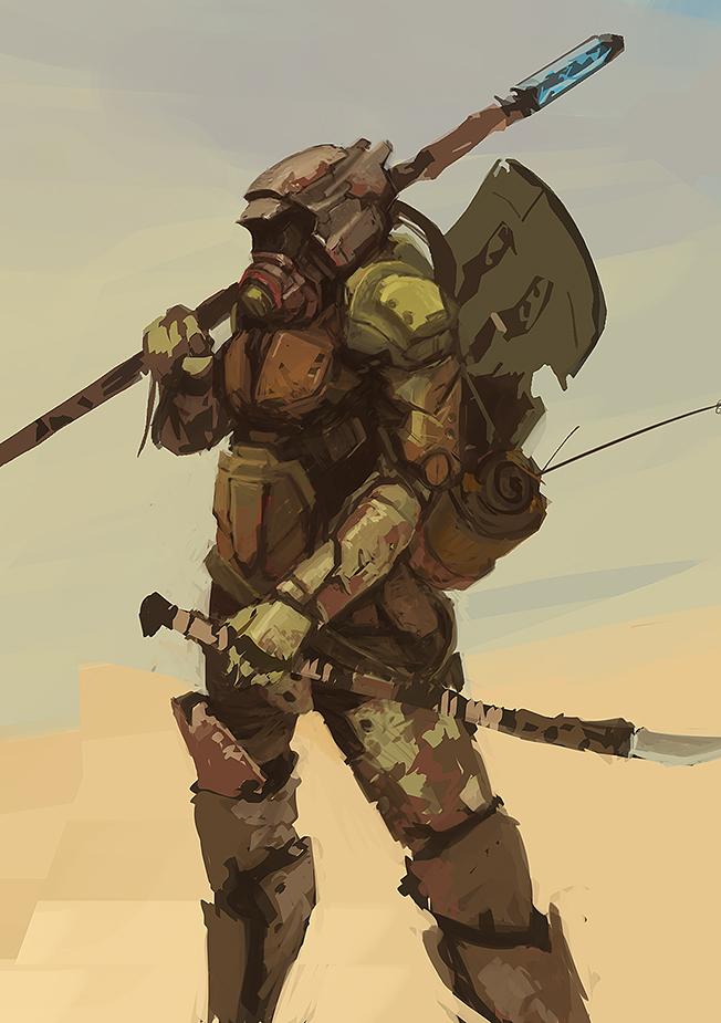 Templar by syarul