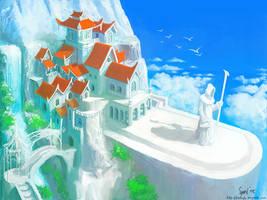 Arcana Summit: Sage's Vault by syarul