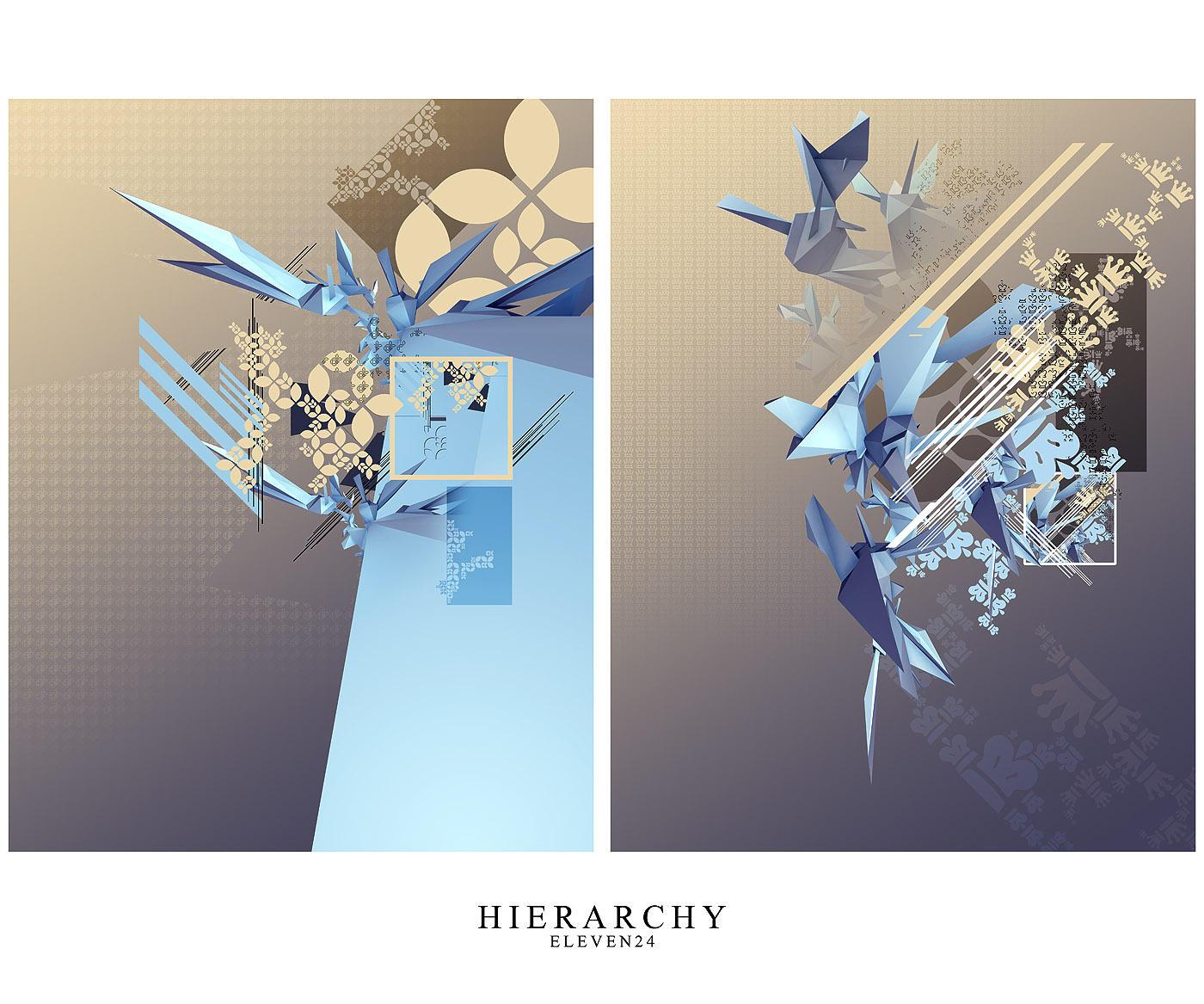 Hierarchy by eleven24