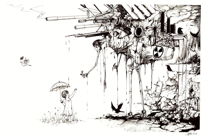 War and Peace by jinzilla