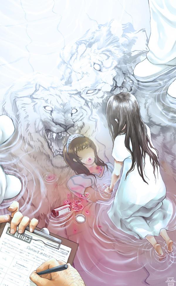 Princess Pills by jinzilla