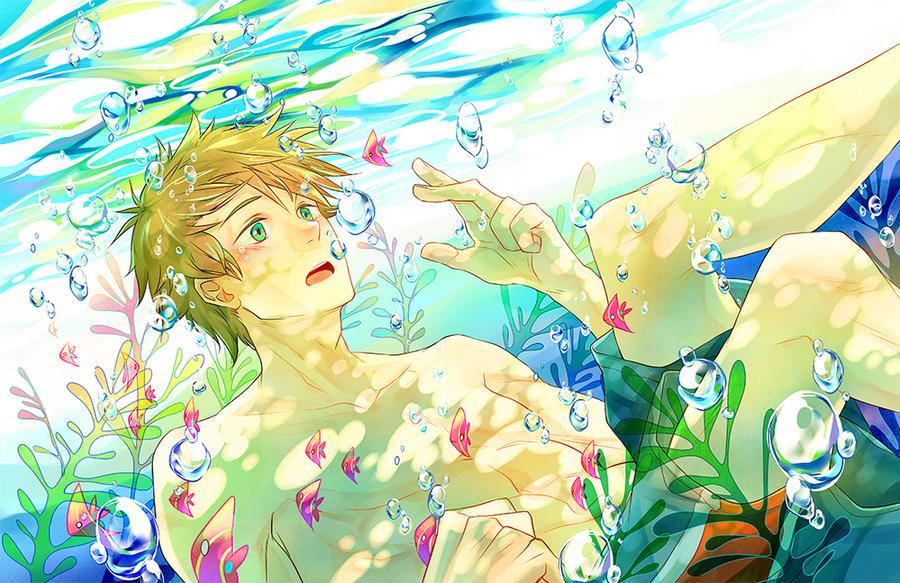 Underwater by jinzilla