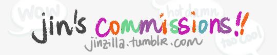 Commissiontitle by jinzilla