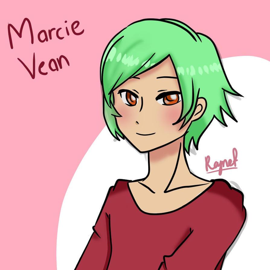 My OC Marcie 1 by Raynef