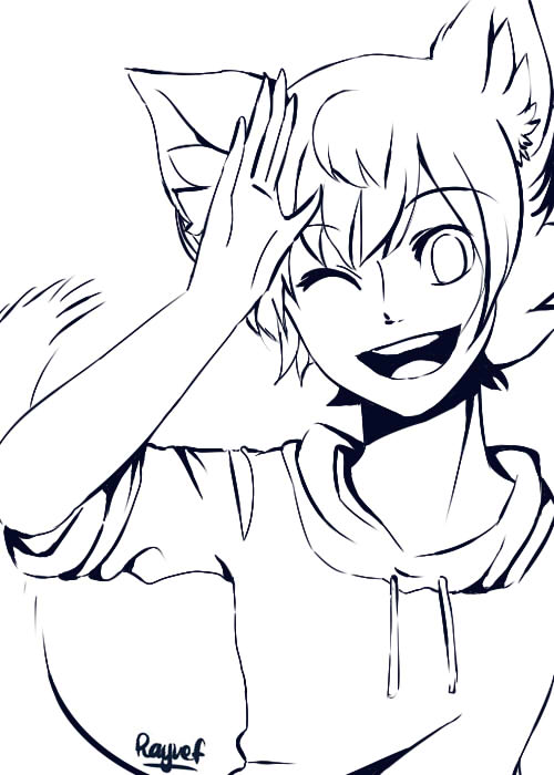 Tenma LINEART [GIFT] by Raynef